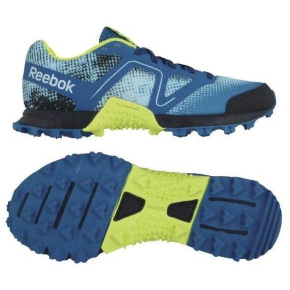 designer fashion 84299 27acd Reebok women s Dirtkicker Trail II Running Shoe. M 5b55d653de6f62a1da7a7132
